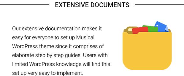 Extensive Documents