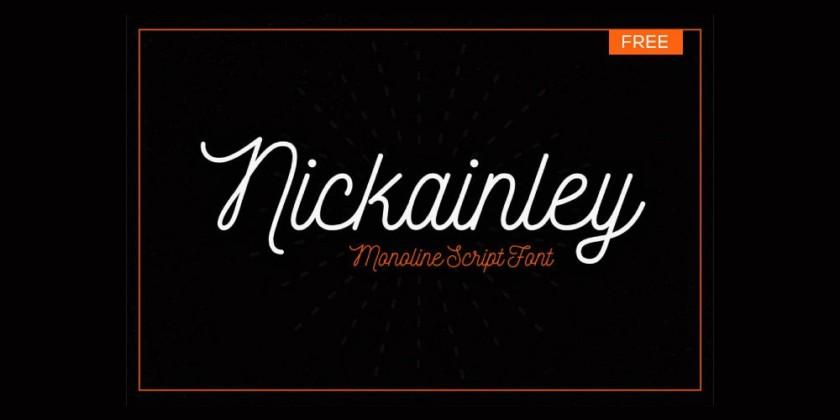 Nickainley-Font