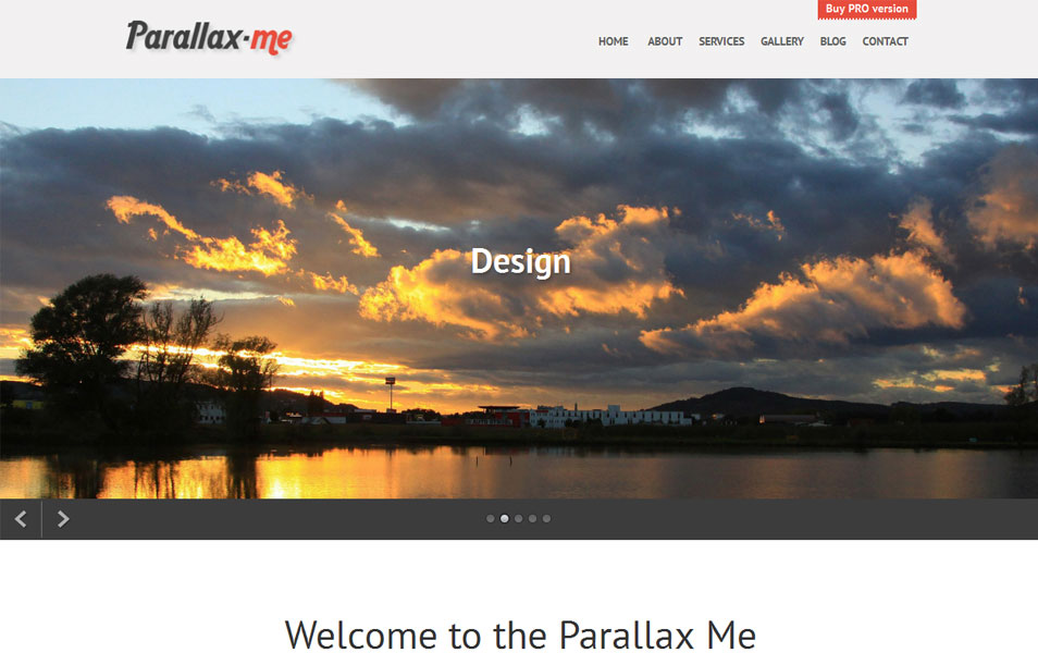 SKT Parallaxme Free Portfolio WordPress Theme