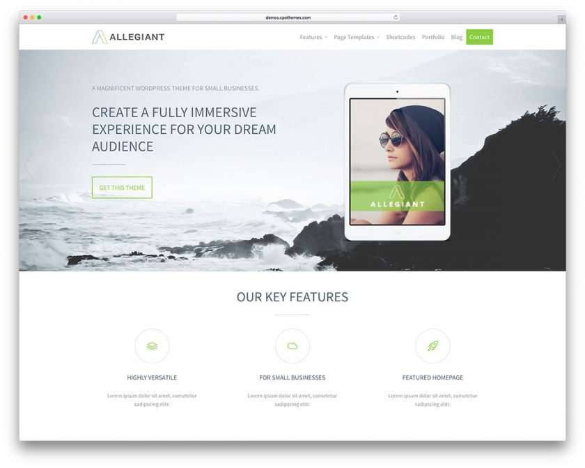 Top 13 best free corporate/company Wordpress themes for Startups and ...