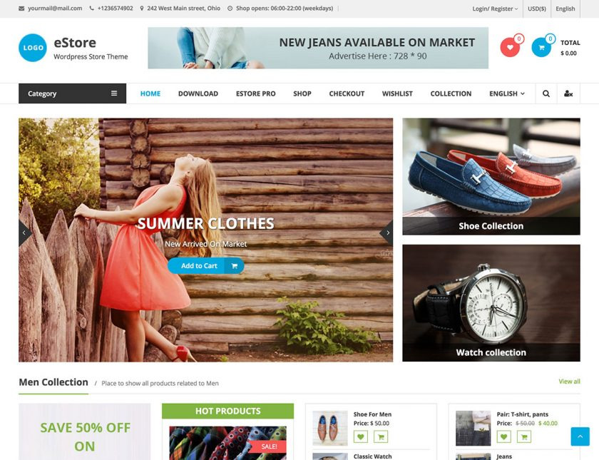 30 Best Free WordPress Themes 2017 - Geethemes