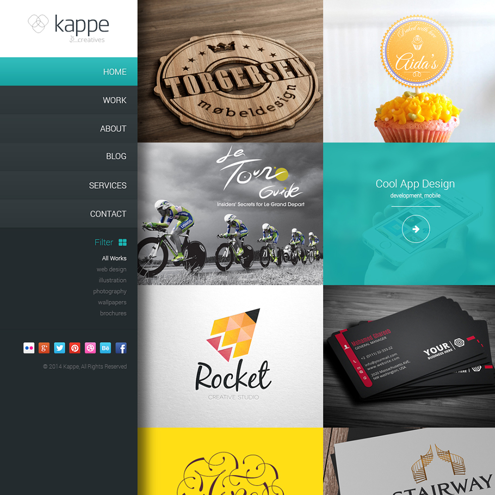Top 10 free corporate and business web templates psd geethemes kappe free psd template wajeb Choice Image