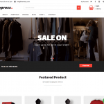 Shopress Free Online Shop Wp Theme