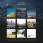free-simple-grid-wp-portfolio-theme