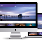 Free Plum is a Multipurpose WordPress theme