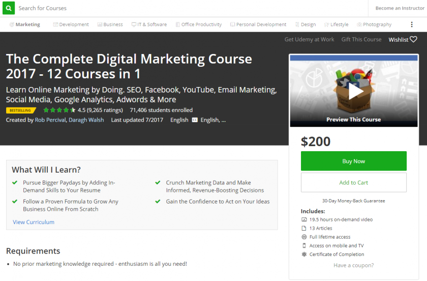 udemy-complete-marketing-course