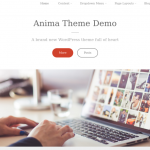 Anima Free Business Wp Theme