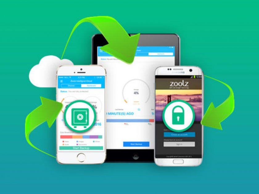Zools Cloud Storage Lifetime Subscription Discount