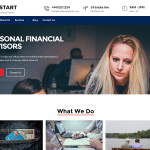 Kickstart Business Free Business Wp Theme