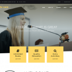 Edu Care Free Wp Educational Theme
