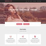 Onepage Free Business Wp Theme