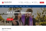 Axlethemes Education Mind Wp Theme