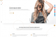 Clubhair Free Blog Hair Salon Wp Theme