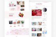 Crimson Rose Wordpress Theme 3 1024x1024