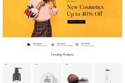 Ellie Free Wp Ecommerce Theme