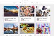 Metricthemes Marinate Food Blog Wp Them
