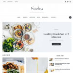 Foodica Wp Theme