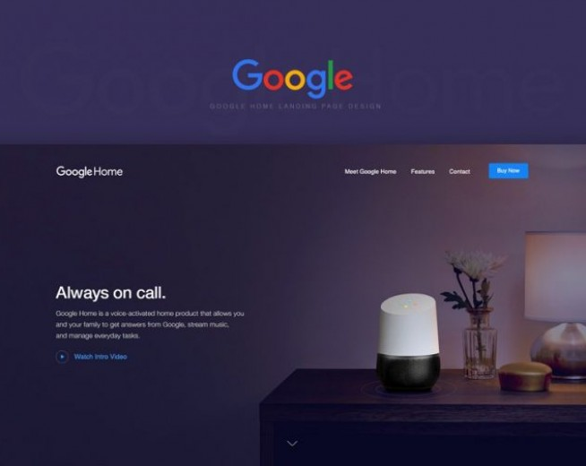 Inspire designers with Redesign Concept of well-known Websites