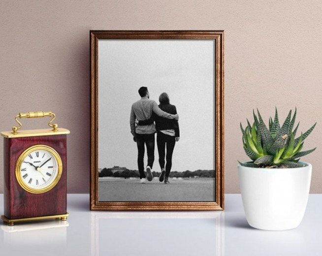 Picture Frame Mockup PSD for designers