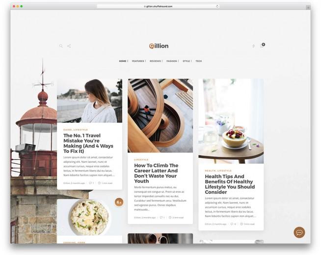 Top 15+ SEO optimized WordPress theme for SEO company, marketing agency, corperate blog websites