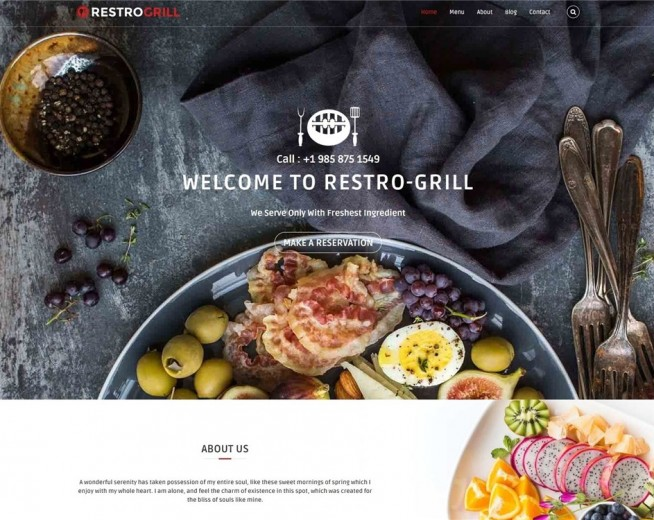 Flash – Free multi-purpose WordPress theme