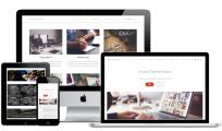 Anima – Free elegant business WordPress theme