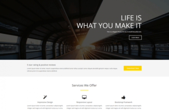 Top 13 best free corporate/company WordPress themes for Startups and small Businesses