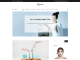 Cenote – Free fashion blog WordPress theme