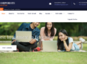 Corperate Education – Free educational WordPress theme for Universities, Schools