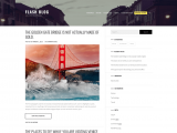 Flash Blog – A Clean WordPress theme