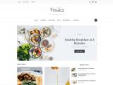 Foodica – Food blogging WordPress theme