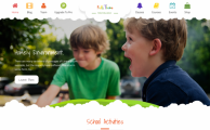 Kids Education – Free kindergarten and preschool WordPress theme