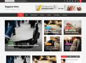 Magazine Point – Free Simple and clean Magazine WordPress theme