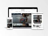 Neville – Free clean news/magazine WordPress theme