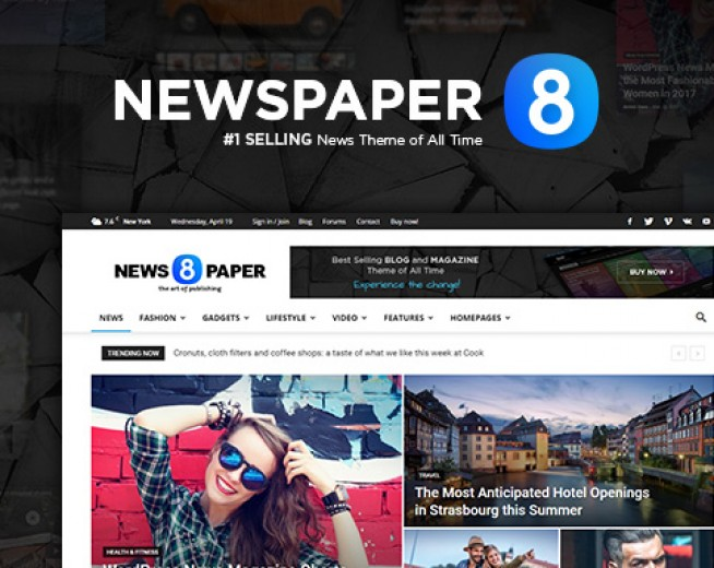 Top 5 valuable premium magazine WordPress themes