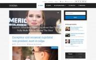 Schema Lite – Free SEO optimized personal WordPress theme