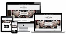 Underwood – modern, clean, lifestyle WordPress theme
