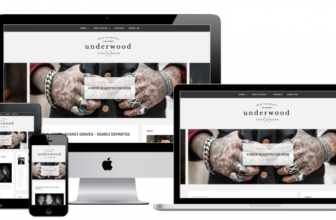 Underwood – modern, clean, lifestyle WordPress theme