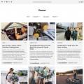 Zomer – Free clean and light WordPress News/blogging theme
