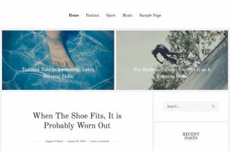 Almia – Free Responsive Blog Magazine Theme