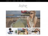 Ashe – Free Multipurpose WordPress theme