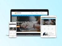 Best Business – Free Responsive WordPress business theme