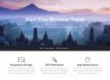 BusinessBuilder – Free Business Landing Page & blog WordPress theme