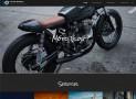 Catch Wheels – Free Motovlogging WordPress theme