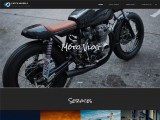 Catch Wheels – Free Motovlogging WordPress theme