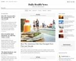 Mission News – Free classic Magazine WordPress theme