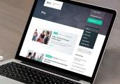 ConsultPress Lite – Free premium Corporate, Business blog WordPress theme