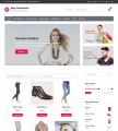 Easy Commerce – free simple yet modern e-commerce WordPress theme