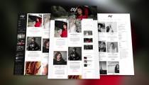 Elif lite – Free professional Fashion Blog & Portfolio WordPress Theme