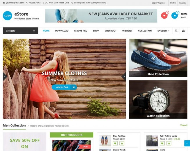 30 Best Free WordPress Themes 2017